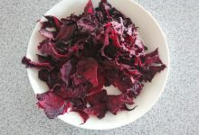 Photo of Rote-Beete-Chips