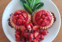 Photo of Erdbeer-Kuchen