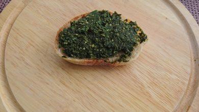 Photo of Karottengrün-Pesto