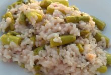 Photo of Spargel-Risotto