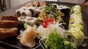 Xinh - kleine, feine Sushi-Kreationen
